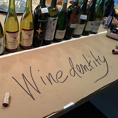 Winedentity 2013, a party of wine tasting