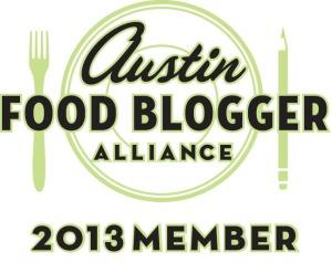 2013 AFBA Member Badge