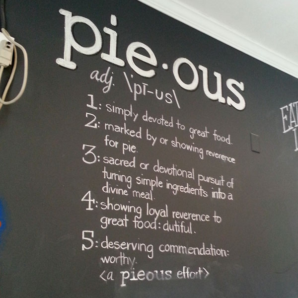 What it means to be Pieous