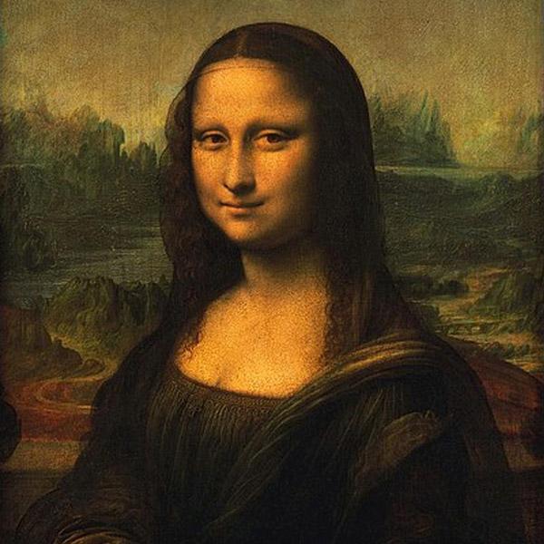 """Mona Lisa"" by Leonardo da Vinci, Louvre"