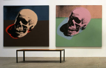 Images from the Andy Warhol Museum. Photo courtesy of warhol.org