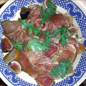 Prosciutto & fig on  Calamityware