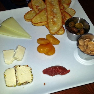 Cheese plate from 11 Plates