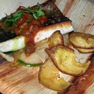 Dinner Lab - Trucha Veracruzana