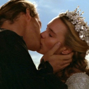A kiss from The Princess Bride