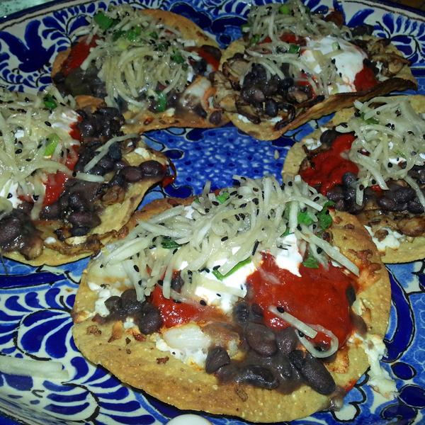 JapMex - tostadas